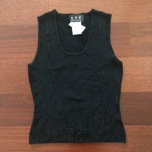 NWT ABS Beaded Tank size P